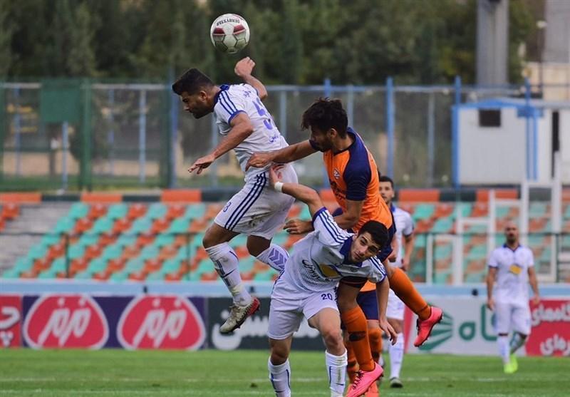 لیگ دسته اول فوتبال، توقف مدعیان نود ارومیه را به صدر فرستاد، سپیدرود دومین دربی را هم باخت