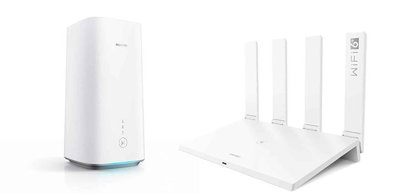 هواوی از وای فای 6 پلاس، روترهای AX3 و 5G CPE Pro 2 رونمایی کرد
