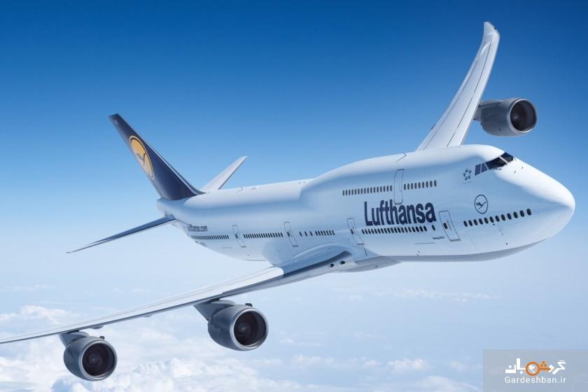 همه چیز درباره هواپیمایی لوفت هانزا : Lufthansa Airlines
