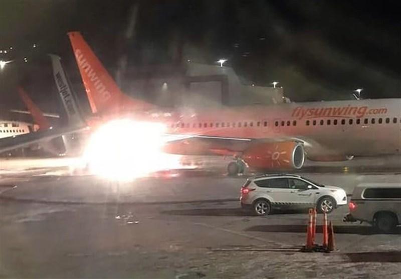 برخورد 2 هواپیما در آمریکا، 8 نفر کشته شدند