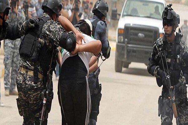بازداشت 11 داعشی در استان نینوا عراق
