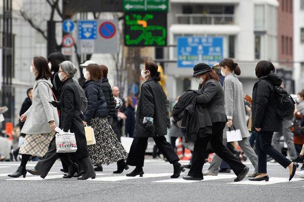 افزایش بیماران کرونایی بخشی از ژاپن را در شرایط اضطراری قرار داد