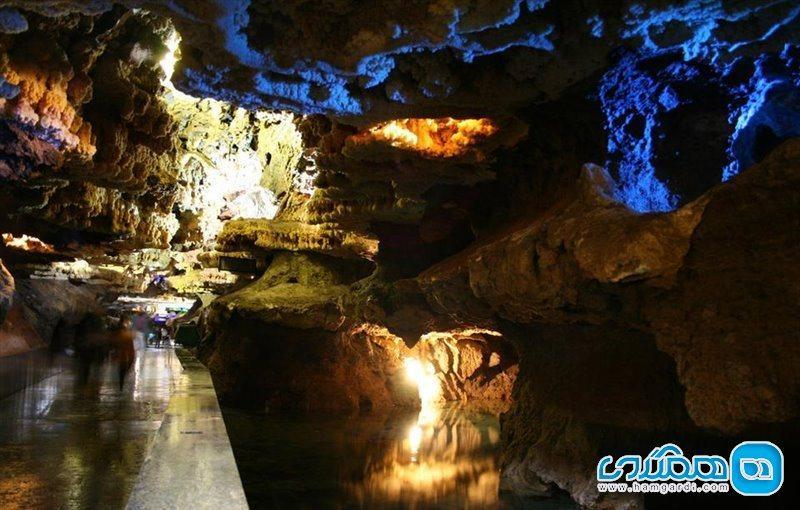 آشنایی با تعدادی از شگفت انگیزترین غارهای ایران