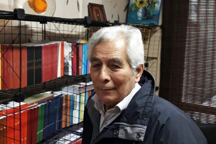 انتشار کتاب فریبرز ابراهیم پور 42سال پس از اثر نخست