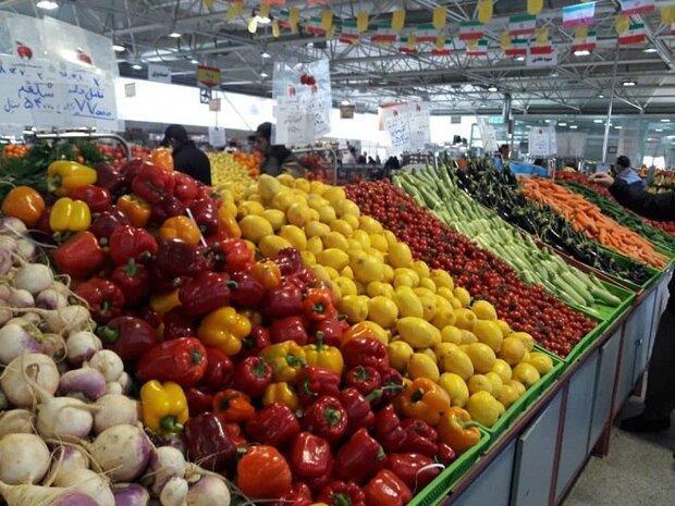 قیمت برخی میوه های تابستانه در میادین میوه و تره بار کاهش یافت