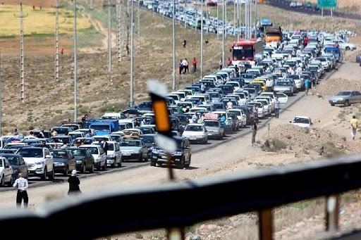 اعلام محدودیت های ترافیکی در محور های مواصلاتی