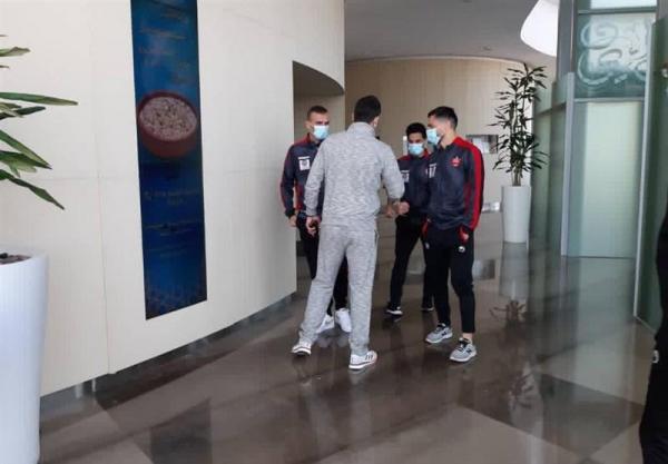 اخراج یک پزشک و راننده از لیگ قهرمانان آسیا، راستا پرسپولیسی ها به مرکز خرید بسته شد