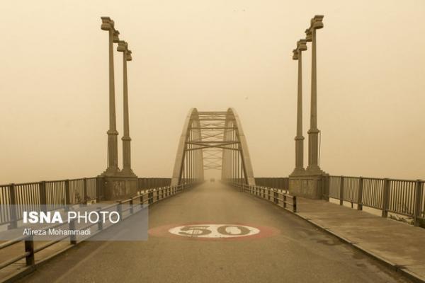 خوزستان شنبه خاکی است