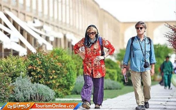 روایت گردشگر های گرفتار در ایران فوق العاده است