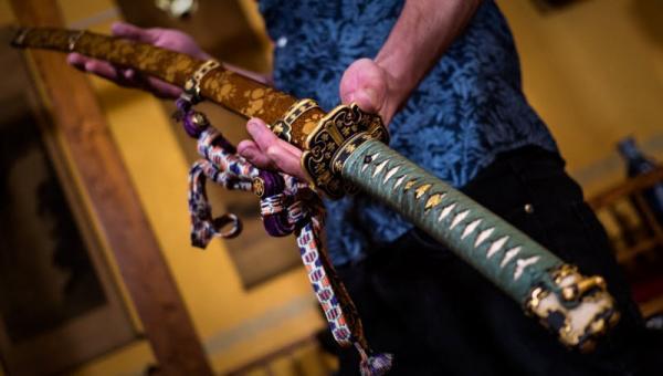 مستند: چگونه شمشیر یک سامورایی ساخته می شود؟