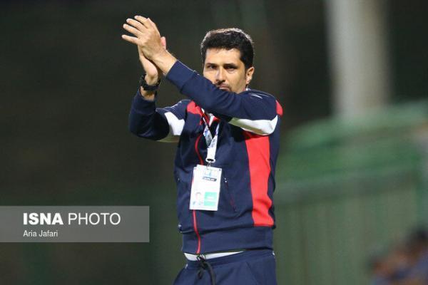 حسینی: به صنعت نفت موقعیتی ندادیم، ایده ام را به بازیکنان ذوب آهن منتقل کردم