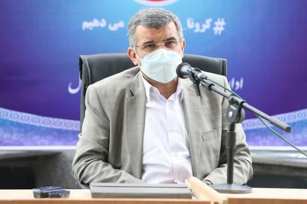 معاون کل وزارت بهداشت: 42 هزار نفر مبتلا به کرونا قرنطینه را شکسته اند