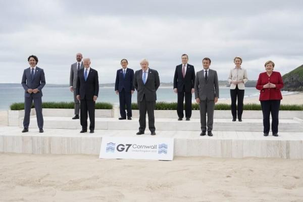 تعهد رهبران گروه 7 برای حفاظت از کره زمین