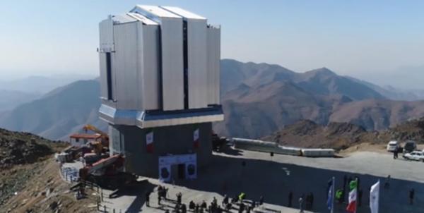 بکارگیری فناوری های تازه در ساخت رصدخانه ملی ایران، خسروشاهی:با افتخار اعلام می کنم رصدخانه ملی ایران، ساخت ایران است