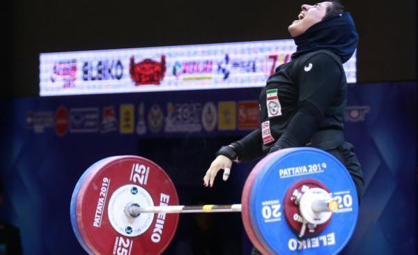 سهمیه تاریخی وزنه برداری زنان در المپیک با بی تدبیری سوخت، احضار به کمیته انضباطی به جای سفر به توکیو